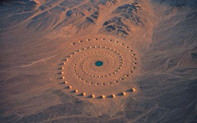 6 thứ kỳ lạ nhất từng được tìm thấy tại sa mạc - ảnh 7