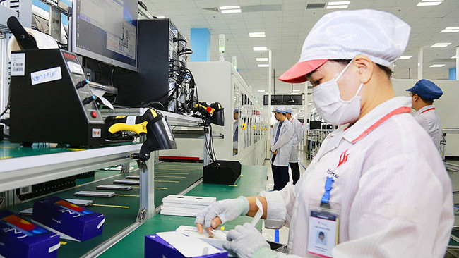 The manufacturing sector continued to be the main driver of growth, with its IIP rising by 11.6%. (Photo: HNM)