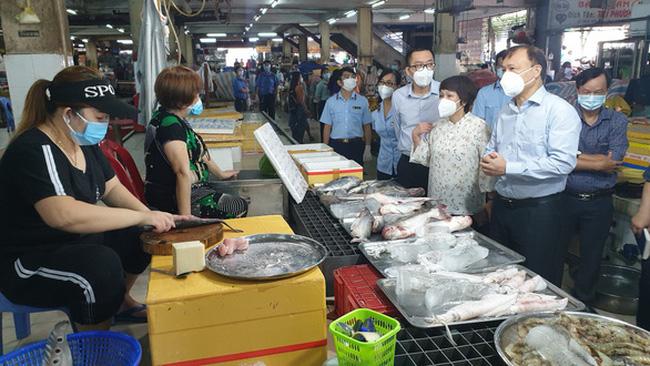 Bộ Công Thương đề nghị TP Hồ Chí Minh nghiên cứu sớm mở thêm chợ truyền thống - ảnh 3