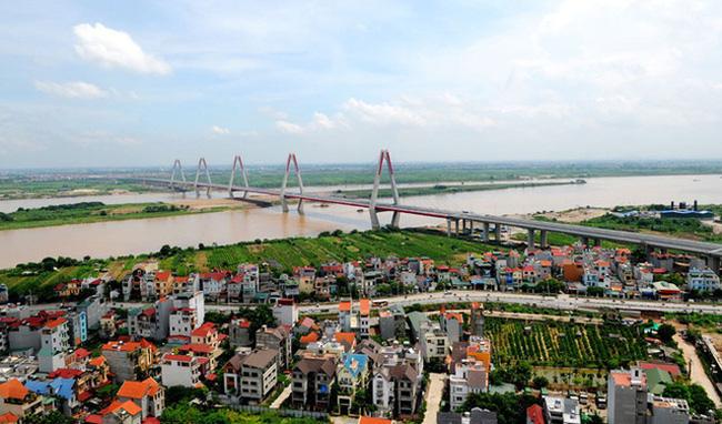 Bộ NN&PTNT chưa tán thành một số điểm về Quy hoạch phân khu sông Hồng - ảnh 1