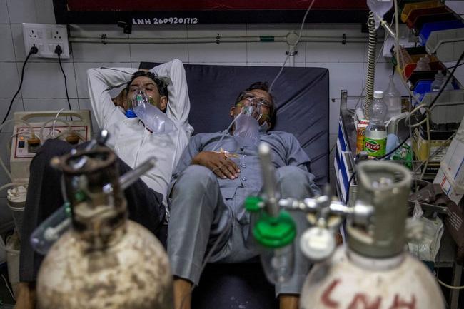 Ấn Độ phát triển thiết bị điều tiết oxy - ảnh 1