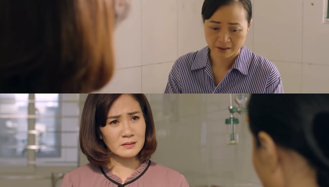 Hãy nói lời yêu - Tập 29: Mẹ Phan bỏ đi, bà Hoài bước đầu thành công chia rẽ Phan và My - ảnh 5