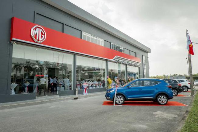 MG Việt Nam mở rộng mạng lưới tại Thái Nguyên - ảnh 1