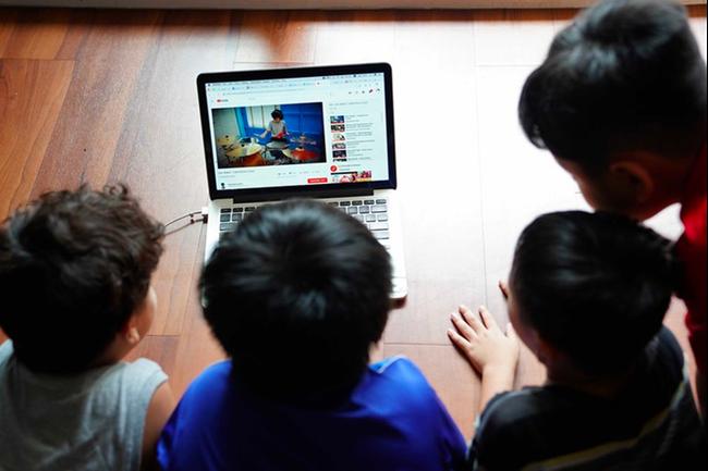 """Độc đáo các """"rào chắn"""" an toàn cho trẻ em trên mạng - ảnh 4"""