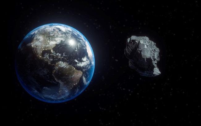 Thiên thạch có kích thước khổng lồ bay đến sát Trái Đất - ảnh 4