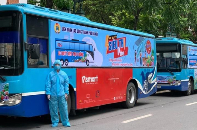 """The """"zero-dong supermarket bus"""" model will be implemented over 10 days from July 26."""