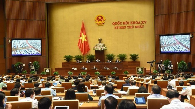The 15th National Assembly will elect the State President and Prime Minister posts. (Photo: NDO/Quang Khanh)