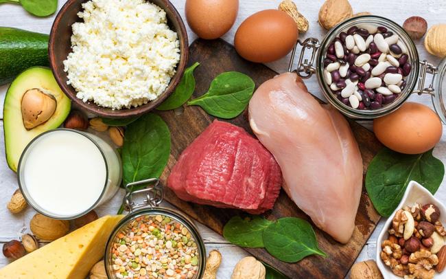 6 thực phẩm giàu protein thiết yếu để phục hồi sức khỏe - ảnh 7