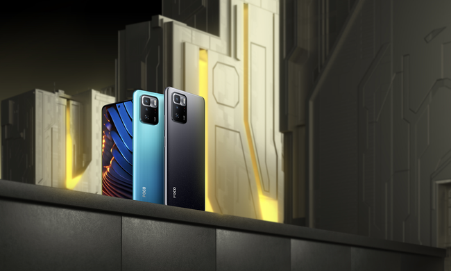 Poco X3 GT ra mắt: Chip Dimensity 1100 5G, sạc nhanh 67W, màn hình 120Hz - ảnh 3