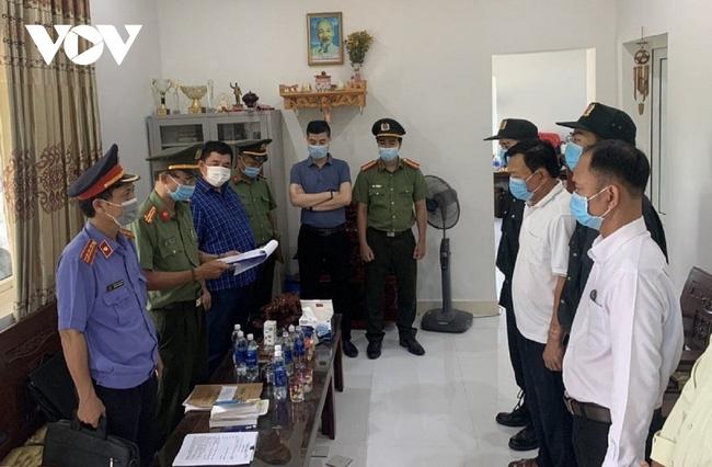Bắt Giám đốc và Phó Giám đốc Cảng Hàng không quốc tế Phú Bài - ảnh 1