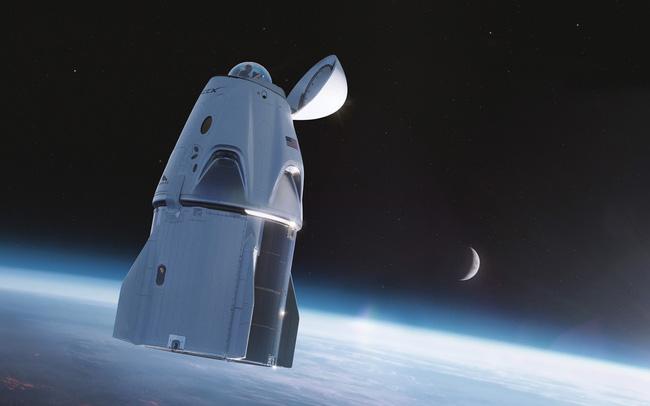 Toilet vũ trụ trên tàu SpaceX nằm trong lồng kính ngắm cảnh 360 độ - ảnh 5