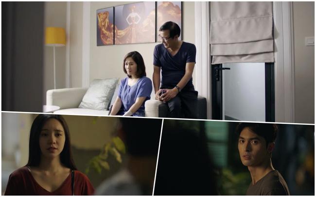 Hãy nói lời yêu - Tập 32: Ông Tín trở về bên bà Hoài, Phan nhận ra không thể từ bỏ tình cảm với My - ảnh 42