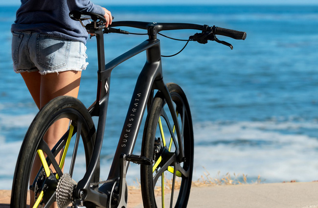 Xe đạp in 3D từ sợi carbon - ảnh 3