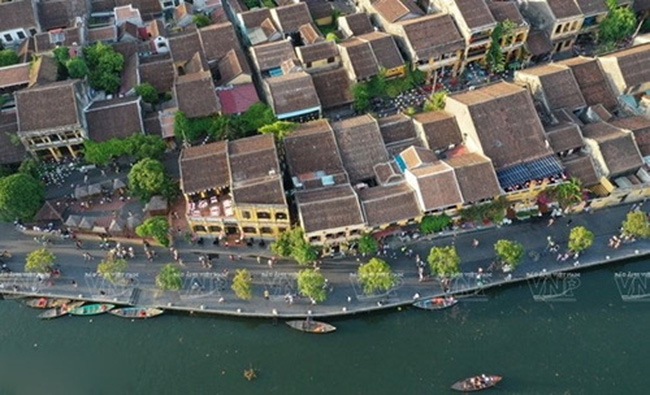 Hoi An named among top 10 most picturesque car-free towns globally