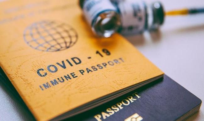 A vaccine passport