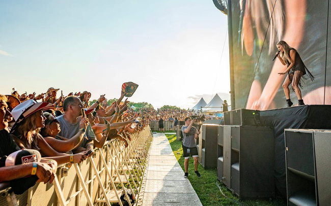 2 lễ hội âm nhạc Mỹ kéo theo hàng trăm ca nhiễm COVID-19 mới - ảnh 4