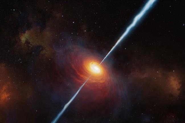 Giới khoa học Ấn Độ phát hiện hiện tượng hiếm về các thiên hà - ảnh 1