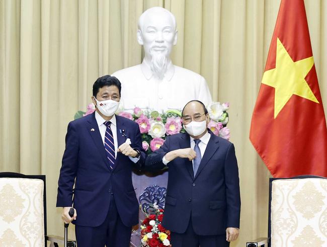 Việt Nam - Nhật Bản hợp tác quốc phòng để bảo đảm hòa bình - ảnh 3