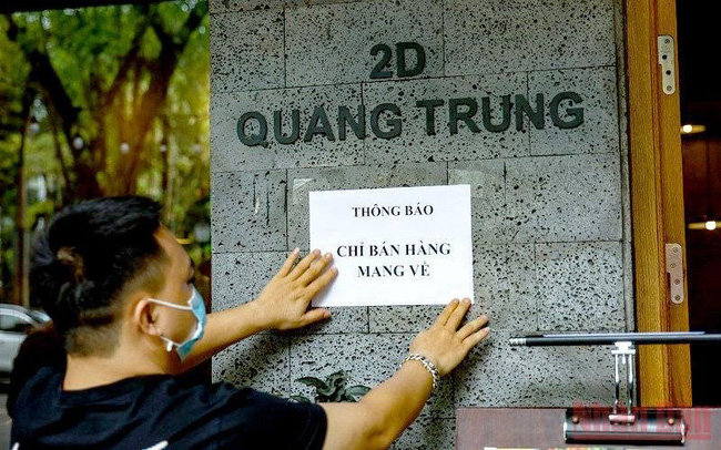 Some services in Hanoi will be permitted to re-open after September 15.