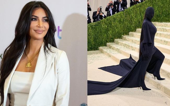Đây là lí do Kim Kardashian bịt kín mít tại Met Gala 2021! - ảnh 3