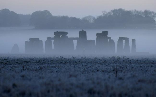 Kỳ quan Stonehenge bắt đầu chuỗi tu sửa lớn nhất trong hàng chục năm - ảnh 1