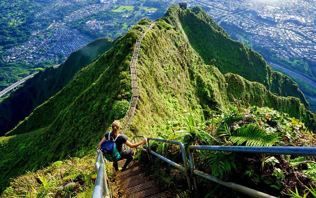 """Phá bỏ """"nấc thang lên thiên đường"""" nức tiếng tại Hawaii - ảnh 2"""