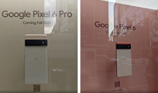 Google trưng bày Pixel 6 và Pixel 6 Pro tại New York - ảnh 2