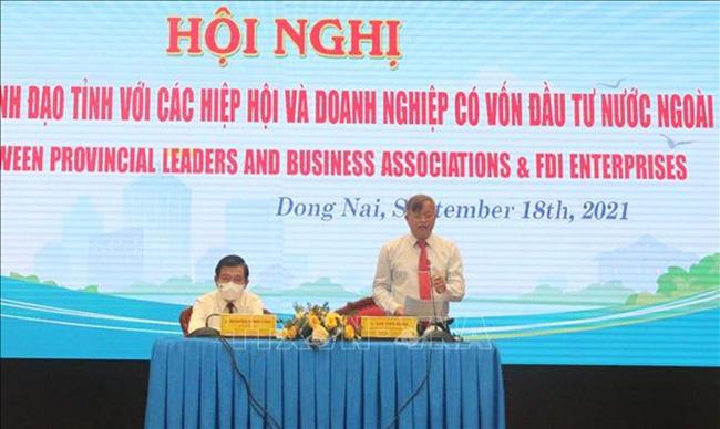 At the dialogue. (Photo: VNA)
