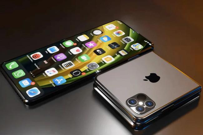 Apple sẽ ra mắt 2 mẫu iPhone màn hình gập? - ảnh 2