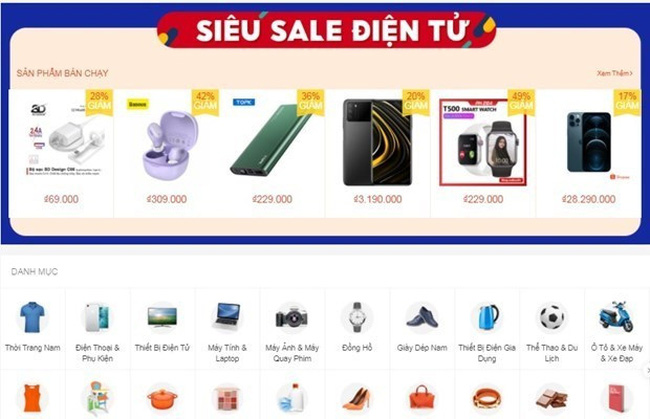 Regulations on e-commerce involving foreign traders supplemented. (Illustrative image/Photo: internet via VNA)