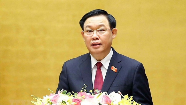 National ssembly Chairman Vuong Dinh Hue will chair a a seminar to consult experts on socio-economic issues. (Photo: VNA)