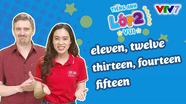 """Cùng các bạn nhỏ làm quen với """"Tiếng Anh lớp 2 vui"""" trên VTV7 - ảnh 6"""