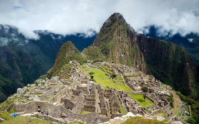 """Tàn tích cổ Machu Picchu lần đầu tiên cho phép du khách """"tham quan thực tế ảo"""" - ảnh 1"""