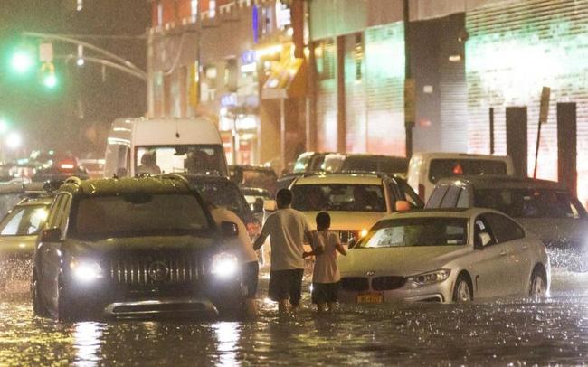 Thảm họa thiên nhiên đã tăng gấp 5 lần trong 50 năm vừa qua - ảnh 1