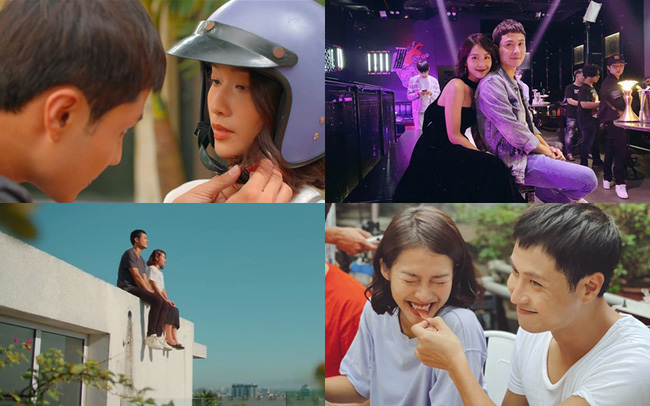 11 tháng 5 ngày: Thanh Sơn - Khả Ngân ngọt ngào từ trên phim đến hậu trường - ảnh 15