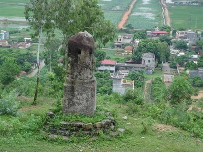 Kết quả hình ảnh cho Cột đá chùa Dạm