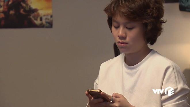 Về nhà đi con - Tập 26: Đọc tin nhắn giục phá thai của Vũ, Dương ra tay trả thù thay chị - ảnh 10