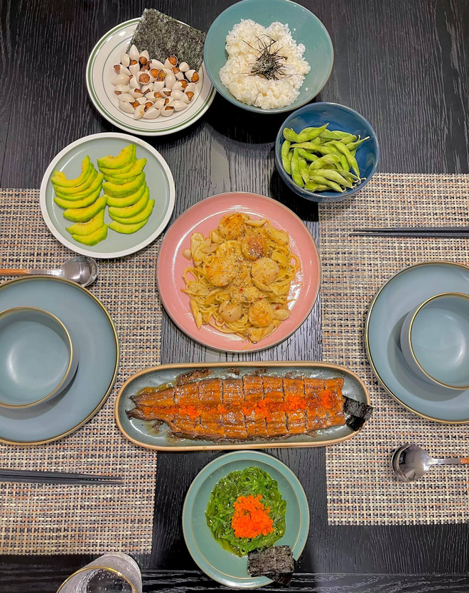 Phanh Lee khoe tự tay nấu loạt bữa ăn thời kỳ bầu bí - ảnh 8