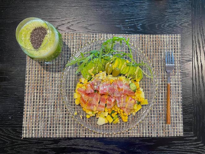 Phanh Lee khoe tự tay nấu loạt bữa ăn thời kỳ bầu bí - ảnh 9