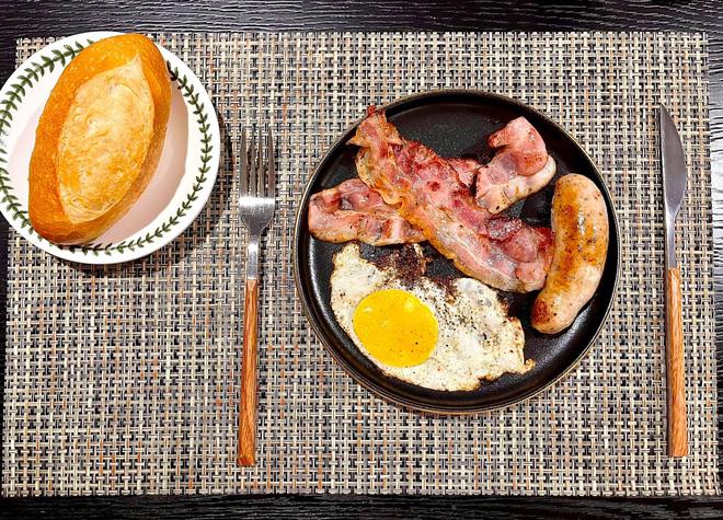Phanh Lee khoe tự tay nấu loạt bữa ăn thời kỳ bầu bí - ảnh 10