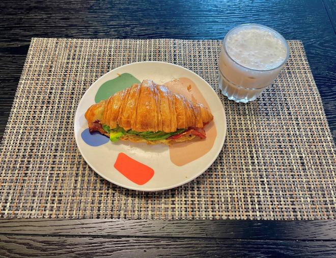 Phanh Lee khoe tự tay nấu loạt bữa ăn thời kỳ bầu bí - ảnh 11