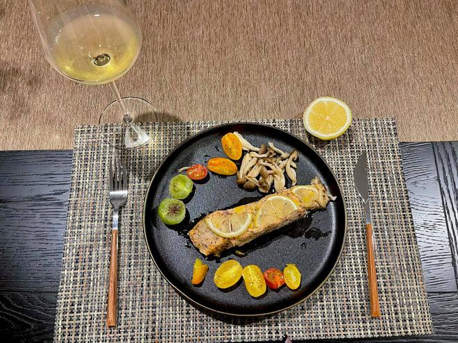 Phanh Lee khoe tự tay nấu loạt bữa ăn thời kỳ bầu bí - ảnh 16