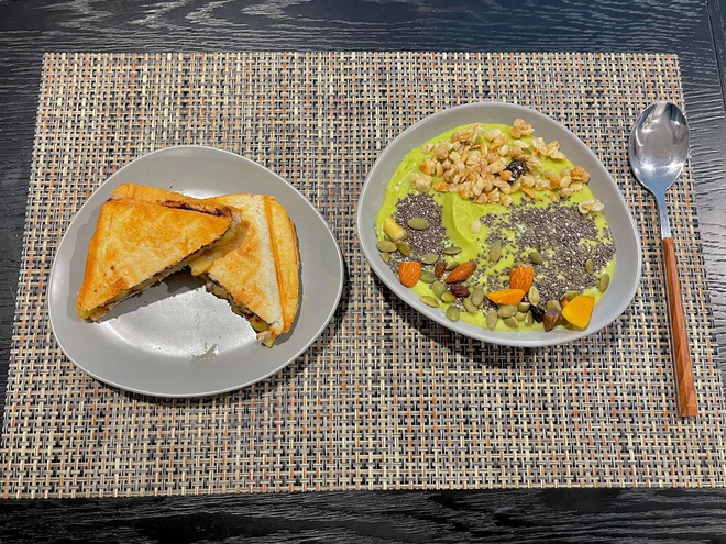 Phanh Lee khoe tự tay nấu loạt bữa ăn thời kỳ bầu bí - ảnh 21