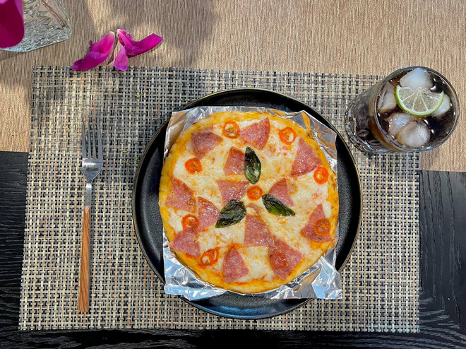 Phanh Lee khoe tự tay nấu loạt bữa ăn thời kỳ bầu bí - ảnh 23