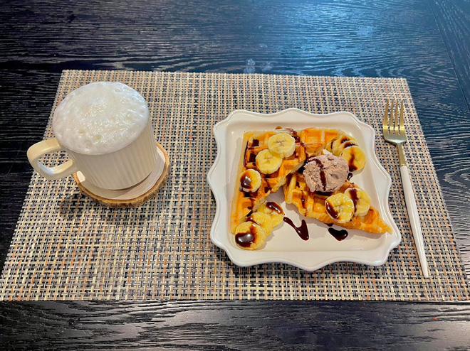 Phanh Lee khoe tự tay nấu loạt bữa ăn thời kỳ bầu bí - ảnh 32