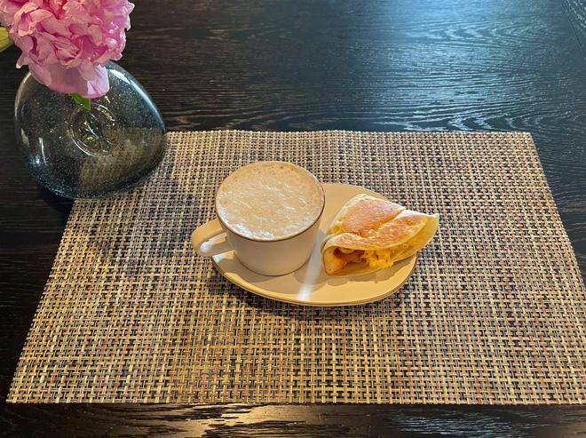 Phanh Lee khoe tự tay nấu loạt bữa ăn thời kỳ bầu bí - ảnh 33