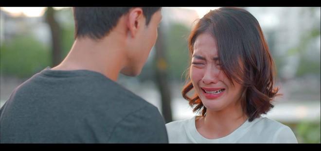 11 tháng 5 ngày - Tập 14: Nhi bị bố mắng oà khóc như đứa trẻ, đúng lúc gặp Đăng để dựa vào - ảnh 27