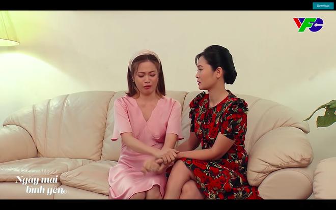 Ngày mai bình yên - Tập 10: Dì Mai (Kiều Anh) đi vay nóng 600 triệu để trả nợ cho chồng cũ - ảnh 4