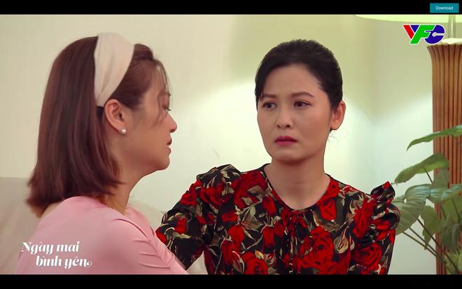 Ngày mai bình yên - Tập 10: Dì Mai (Kiều Anh) đi vay nóng 600 triệu để trả nợ cho chồng cũ - ảnh 3
