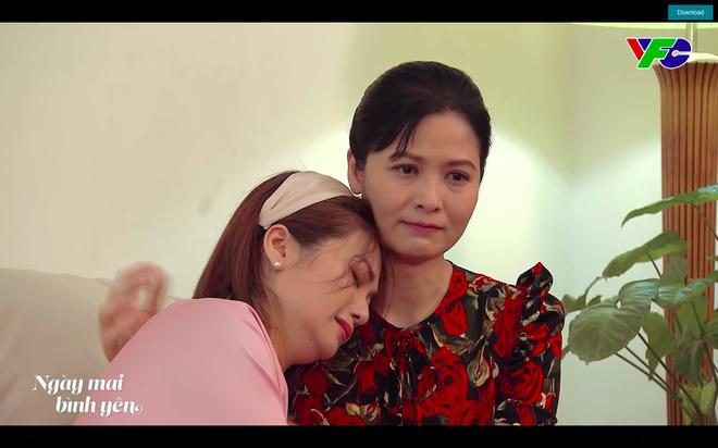 Ngày mai bình yên - Tập 10: Dì Mai (Kiều Anh) đi vay nóng 600 triệu để trả nợ cho chồng cũ - ảnh 1